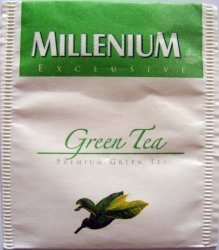 Millenium Exclusive Green Tea Green Tea - a