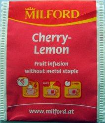 Milford Cherry-Lemon - a
