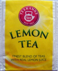 Teekanne Lemon Tea - a