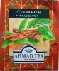 Ahmad Tea F Black Tea Cinnamon - a