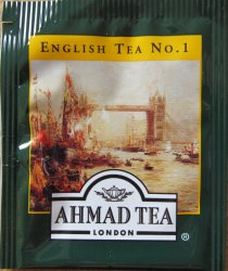 Ahmad Tea F English Tea No. 1 - d